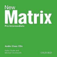 Диск для лазерних систем зчитування New Matrix Pre-Int: Class CDs (шт)