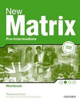 Підручник New Matrix Pre-Int: Workbook