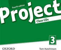 Диск для лазерних систем зчитування Project Fourth Edition 3 Class CD