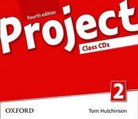 Диск для лазерних систем зчитування Project Fourth Edition 2 Class CD
