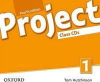 Диск для лазерних систем зчитування Project Fourth Edition 1 Class CD