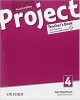 Підручник Project Fourth Edition 4 Teacher's Book