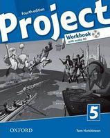 Підручник Project Fourth Edition 5 WB & CD & ONL PRAC PK