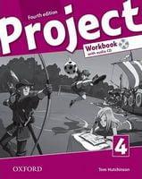 Підручник Project Fourth Edition 4 WB & CD & ONL PRAC PK