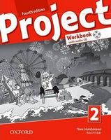 Підручник Project Fourth Edition 2 Workbook with Audio CD