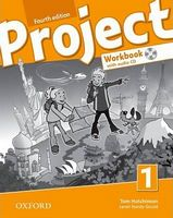 Підручник Project Fourth Edition 1 Workbook with Audio CD