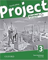 Підручник Project Fourth Edition 3 WB & CD & ONL PRAC PK (шт)