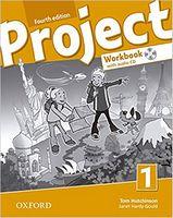 Підручник Project Fourth Edition 1 WB & CD & ONL PRAC PK