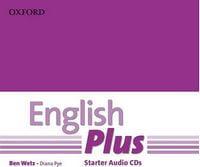 Диск для лазерних систем зчитування English Plus Starter: Audio CD (3) (шт)