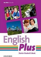 Підручник English Plus Starter: Student's Book