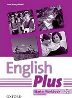 Підручник English Plus Starter: Workbook with Multi-ROM