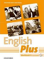 Підручник English Plus 4: Workbook & MultiROM Pack