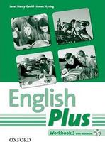 Підручник English Plus 3: Workbook & MultiROM Pack