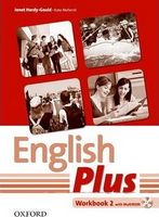 Підручник English Plus 2: Workbook & MultiROM Pack