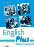 Підручник English Plus 1: Workbook & MultiROM Pack