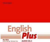 Диск для лазерних систем зчитування English Plus 2: Class CD
