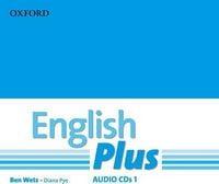 Диск для лазерних систем зчитування English Plus 1: Class CD