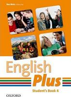 Підручник English Plus 4: Student Book