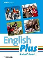 Підручник English Plus 1: Student Book