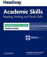 Підручник Headway Academic Skills Intro: Reading, Writing and Study Skills Teacher's Guide Pack