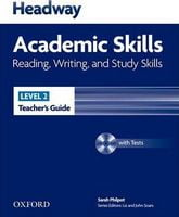 Підручник Headway 2 Academic Skills: Reading & Writing Teacher's Book