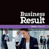 Диск для лазерних систем зчитування Business Result Starter: Audio CD