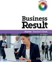 Підручник Business Result Starter: Teacher's Book & DVD Pack (шт)
