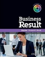 Підручник Business Result Starter: Student's Book & DVD-ROM Pack