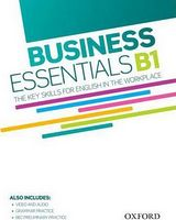 Підручник Business Essentials B1 Student's Book with DVD and Audio Pack