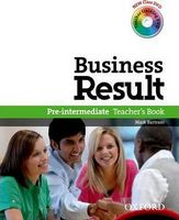 Підручник Business Result Pre-Intermediate 2E: Teacher's Book & DVD Pack