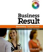 Підручник Business Result Elementary 2E: Teacher's Book & DVD Pack