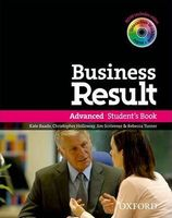 Підручник Business Result Advanced 2E: Student's Book & DVD-ROM Pack