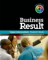 Підручник Business Result Upper-Intermediate: Student's Book & DVD-ROM Pack
