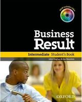 Підручник Business Result Intermediate : Student's Book & DVD-ROM Pack
