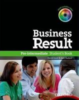 Підручник Business Result Pre-Intermediate 2E: Student's Book & DVD-ROM Pack