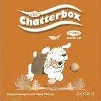 Диск для лазерних систем зчитування New Chatterbox Starter: Class Audio CD