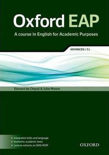 Oxford+EAP+C1+SB+%26+DVD-ROM+PK - фото 1