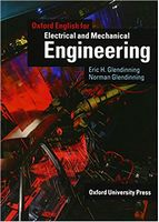 Oxford English for Electrical & Mechanical Engineering: Student's Book