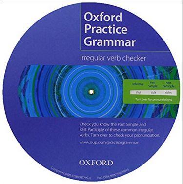 Oxford+Practice+Grammar%3A+Irregular+Verb+Spinner+Pack - фото 1