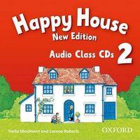 Диск для  лазерних систем зчитування Happy House 2: Class Audio CD (1)