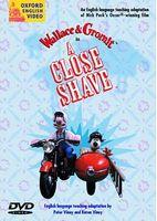 Диск для лазерних систем зчитування A Close Shave: DVD (шт)