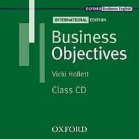 Диск для лазерних систем зчитування Business Objectives International Edition: Class Audio CD