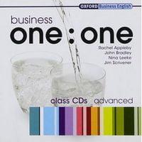 Диск для лазерних систем зчитування Business one: one Advanced Class Audio CDs (2)
