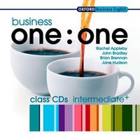 Диск для лазерних систем зчитування Business one: one Intermediate: Class Audio CD