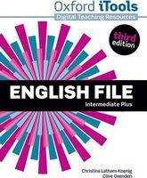 Диск для лазерних систем зчитування English File 3rd Edition Intermediate Plus: iTools DVD-ROM