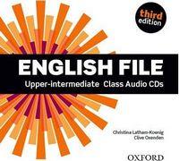 Диск для лазерних систем зчитування English File 3rd Edition Upper Intermediate: Class Audio CD (4)
