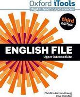 Диск для лазерних систем зчитування English File 3rd Edition Upper Intermediate: iTools DVD-ROM