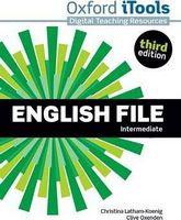 Диск для лазерних систем зчитування English File Third Edition Intermediate iTools