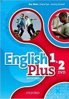 Диск для лазерних систем зчитування English Plus 2E: 1 & 2 DVD
