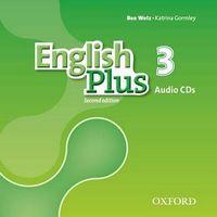 Диск для лазерних систем зчитування English Plus 2E: 3 Class CD (X3)